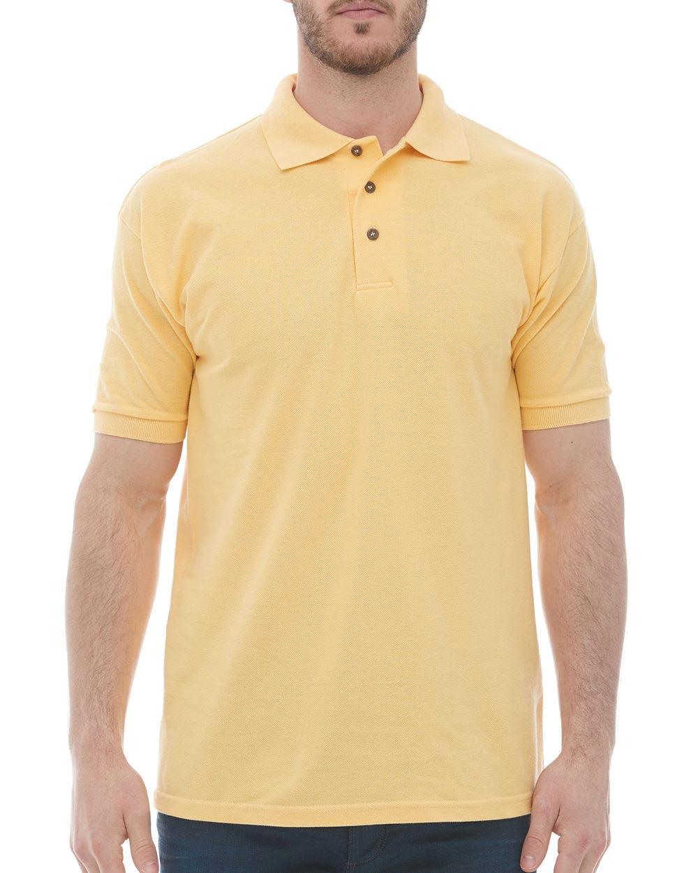 M&O Knits 7002 - Ring-Spun Pique Sport Shirt