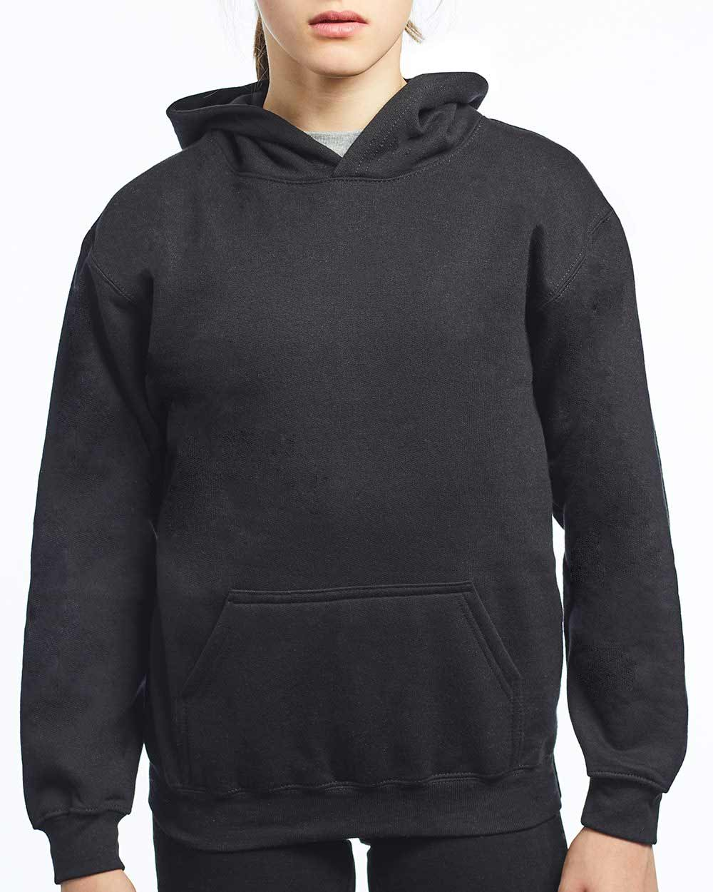 M&O Knits 3322 - Youth Fleece Pullover Hoodie
