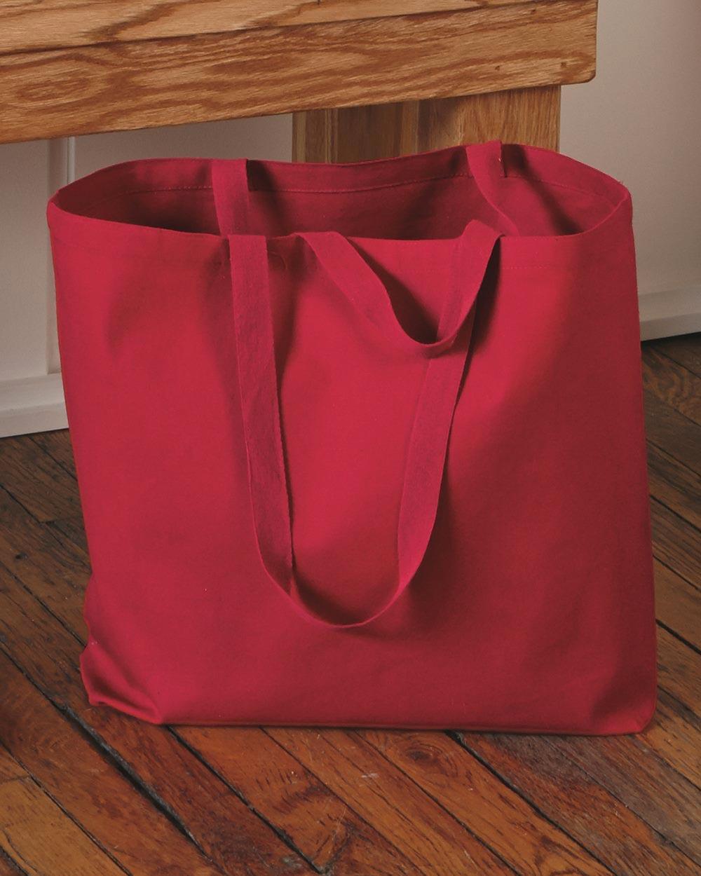 Q-Tees Q600 - 25L Jumbo Tote Bag