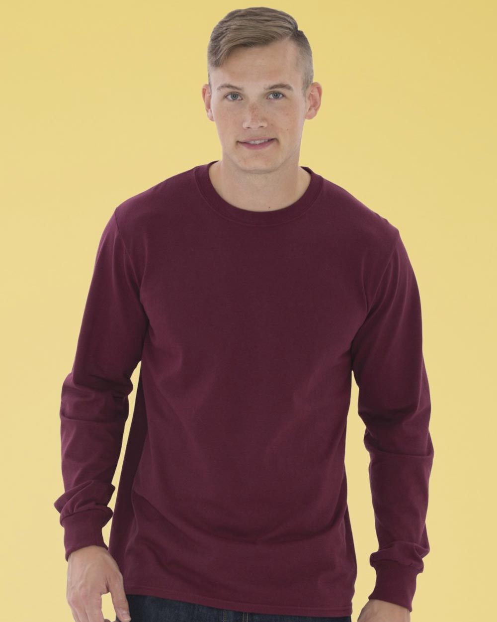 ATC 1015 - Everyday Cotton Long Sleeve Tee