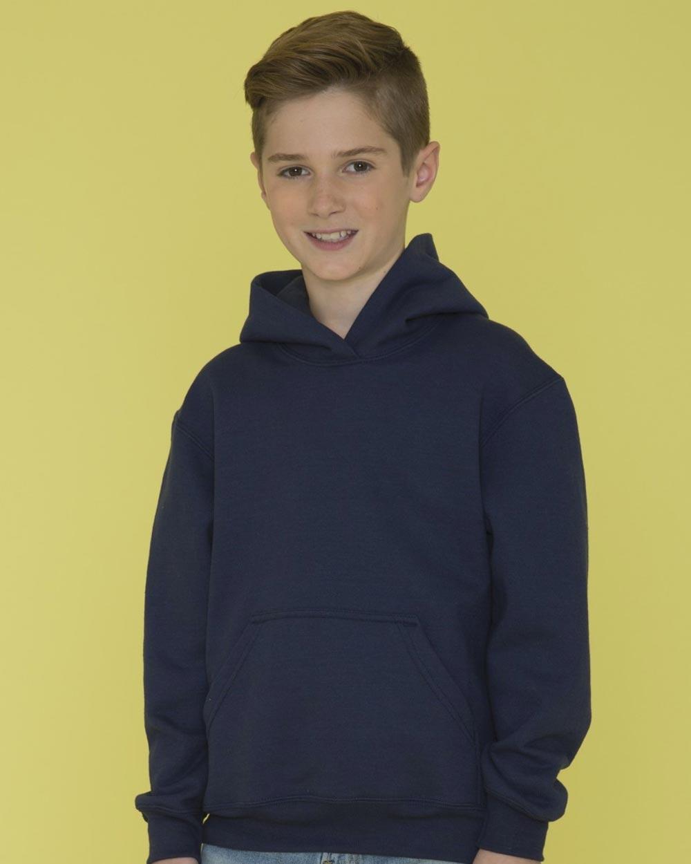 ATC Y2500 - Everyday Fleece Hooded Youth Sweatshirt
