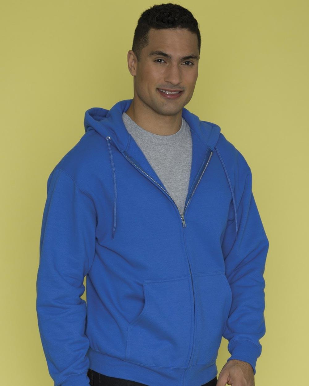 ATC F2600 - Everyday Fleece Full-Zip Hooded Sweatshirt