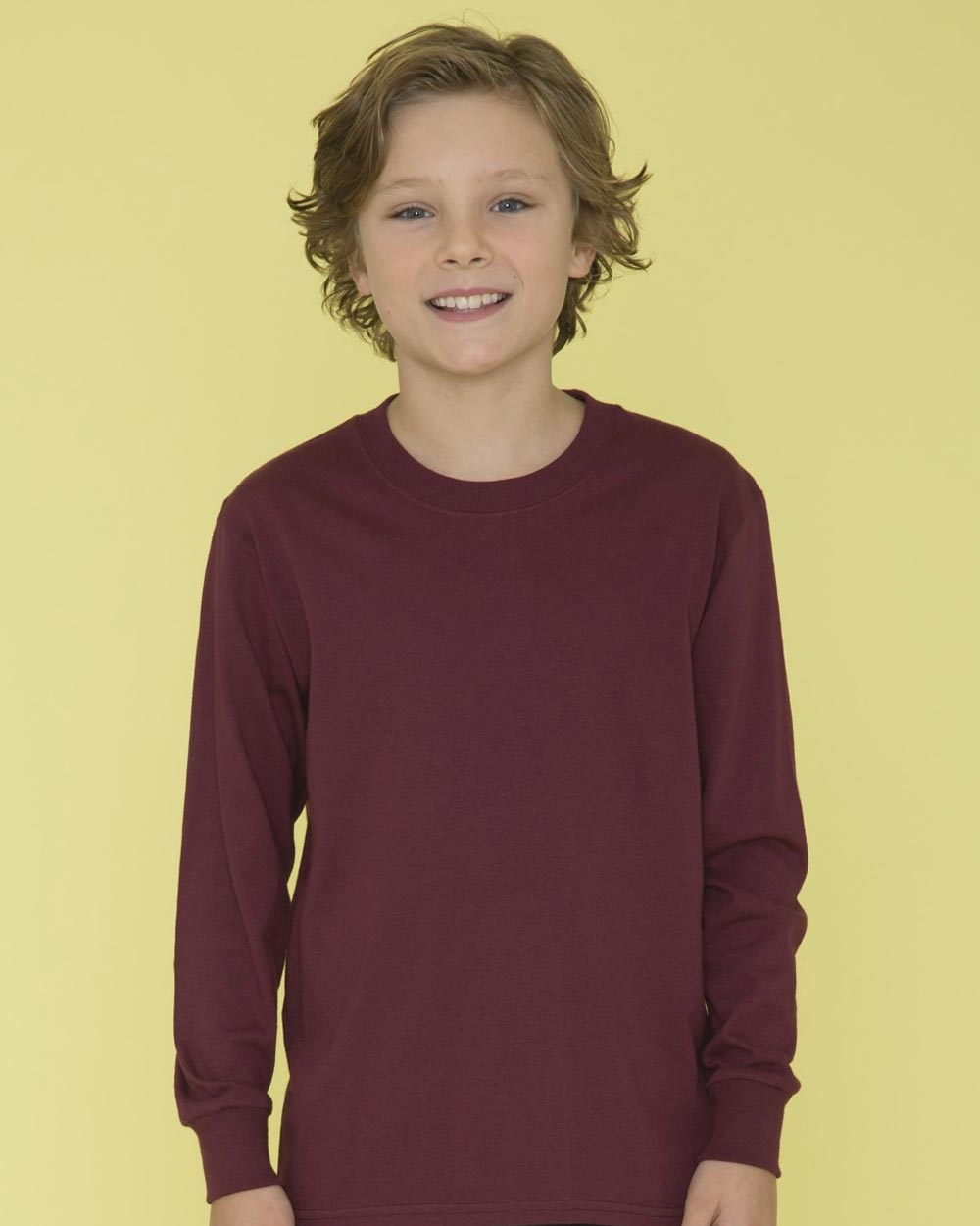 ATC 1015Y - Everyday Cotton Long Sleeve Youth Tee