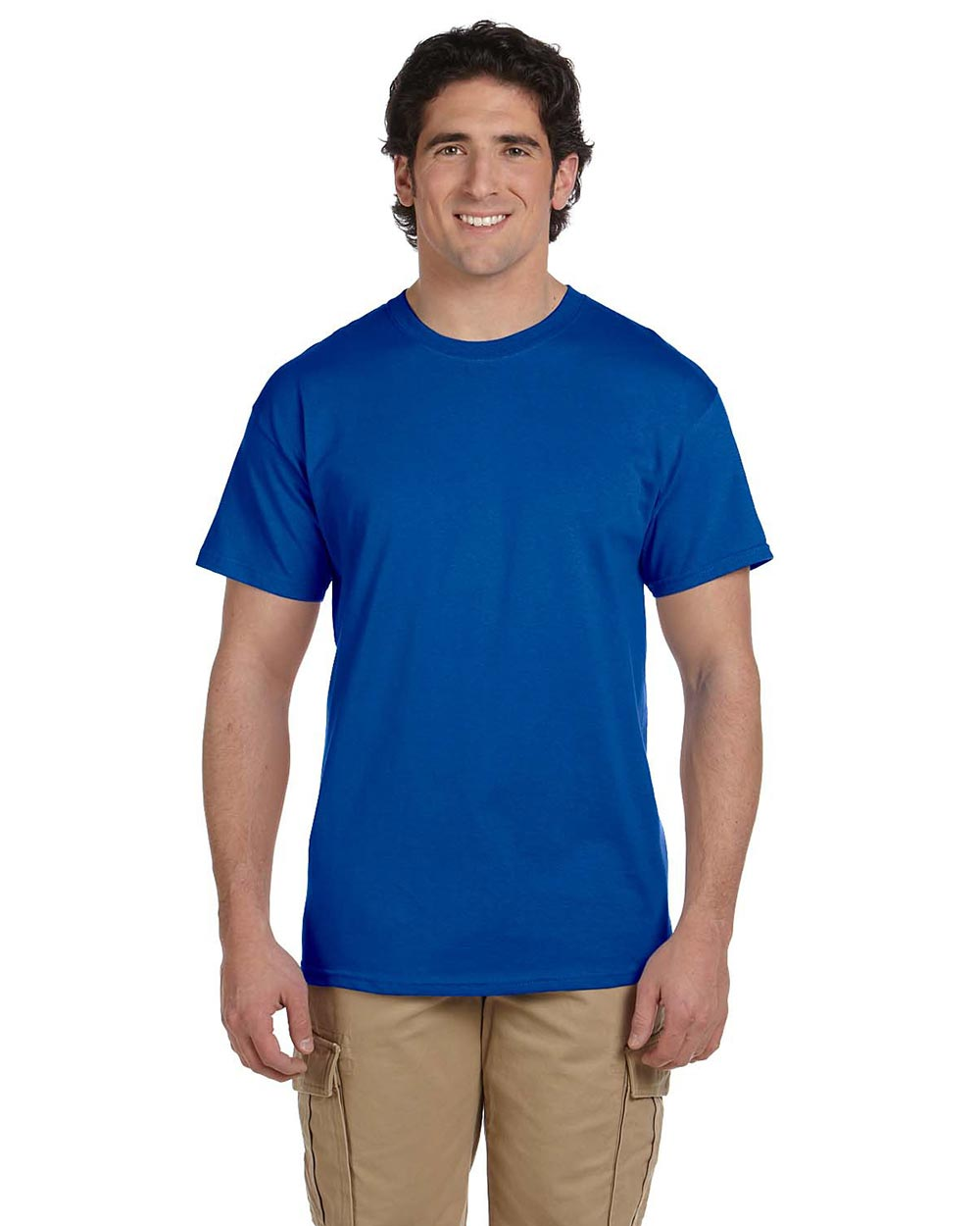 Fruit Of The Loom 3931 - Adult 8.3 oz HD Cotton T-Shirt