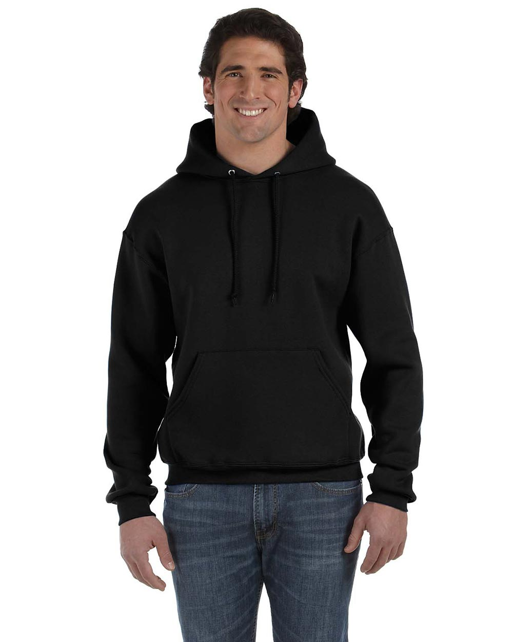 Fruit Of The Loom 82130 - Adult 20 oz Supercotton Pullover Hooded Sweatshirt