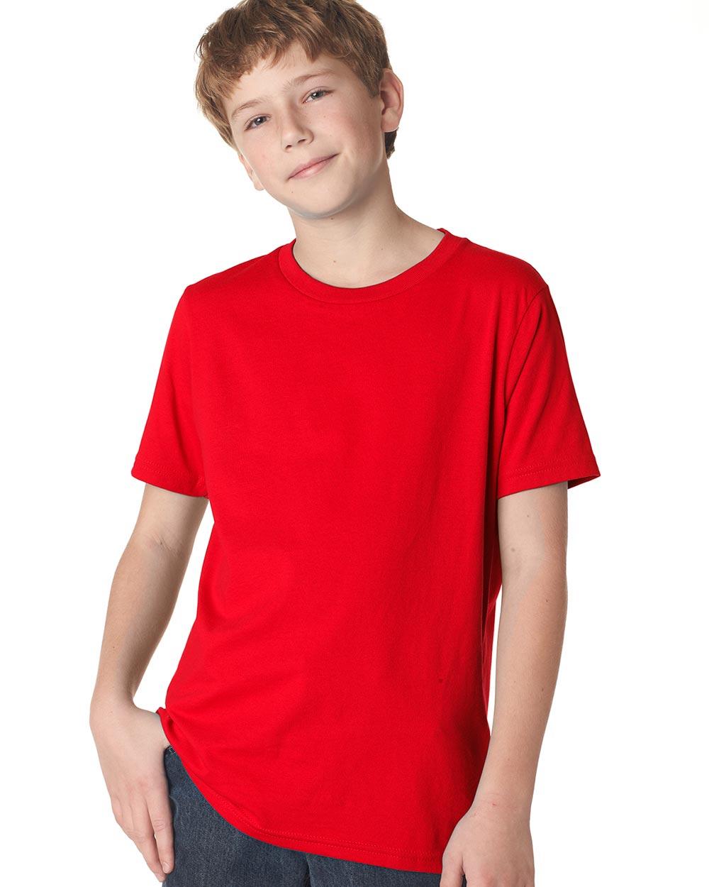Next Level 3310 - Youth Cotton Crew T-Shirt