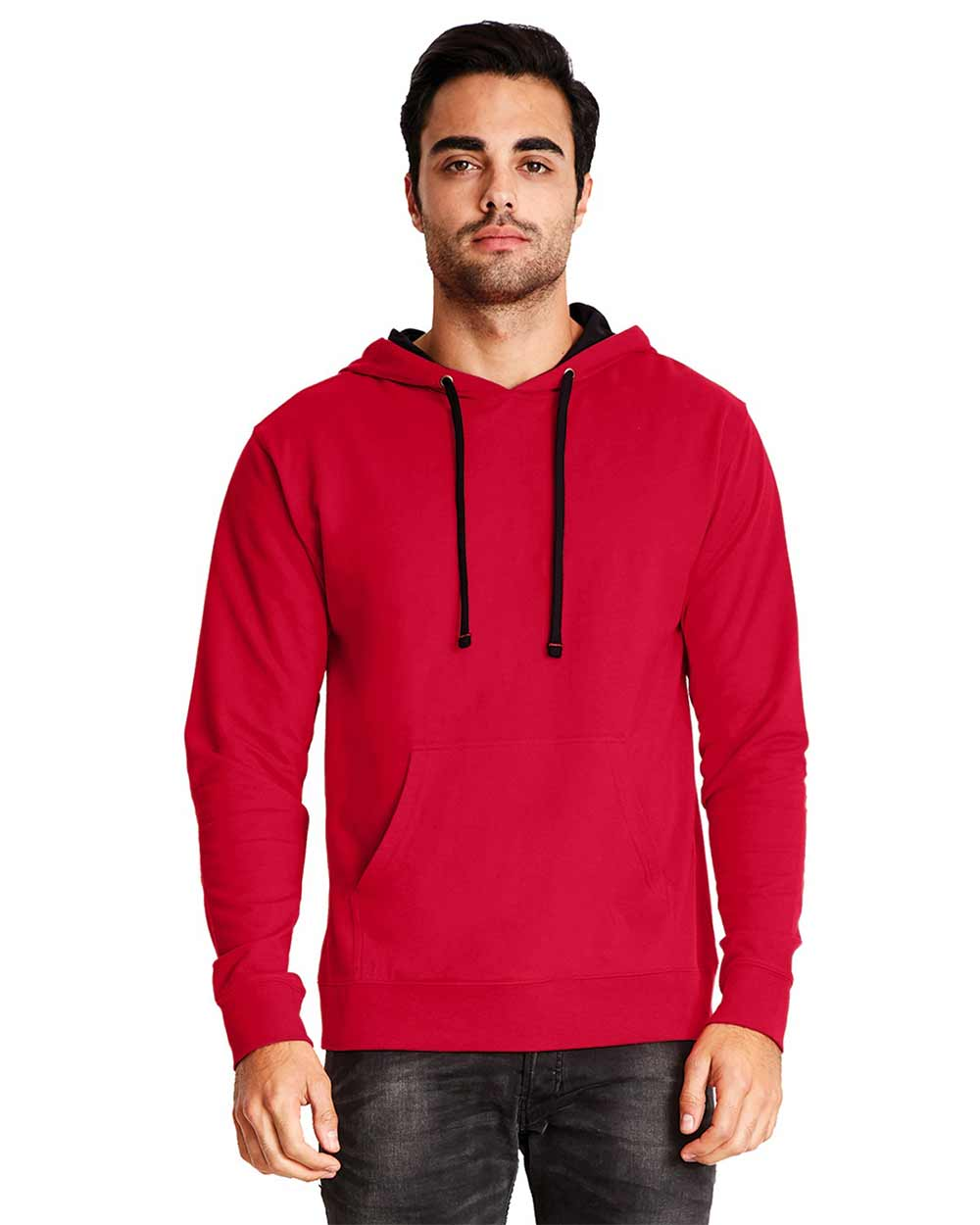 Next Level 9301 - Unisex French Terry Pullover Hooded Sweatshirt