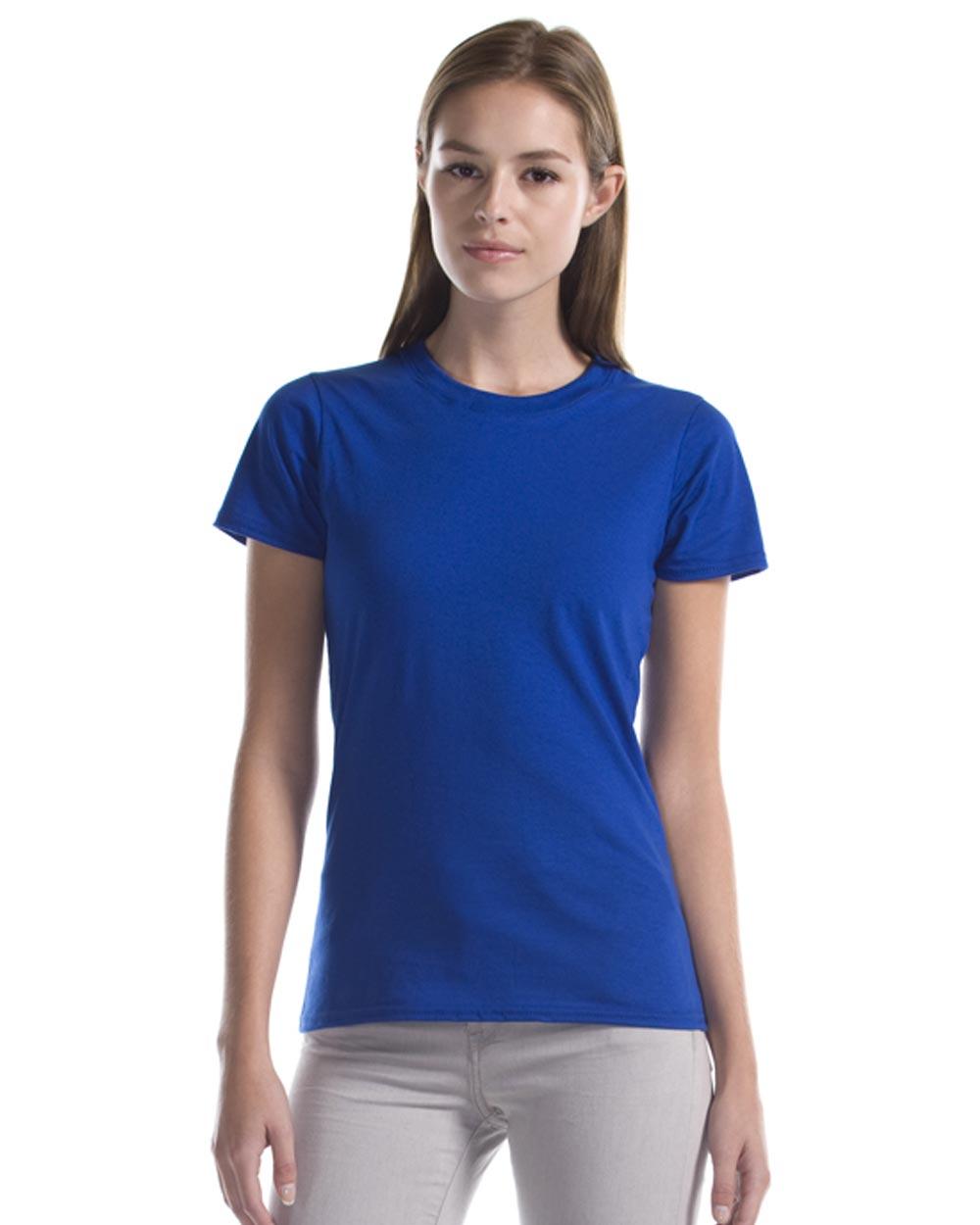 Jerico Ring Spun Cotton Ladies T-Shirt