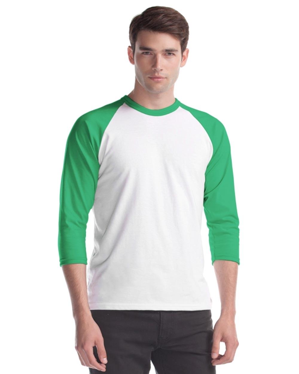 Jerico 3/4 Raglan Baseball T-Shirt