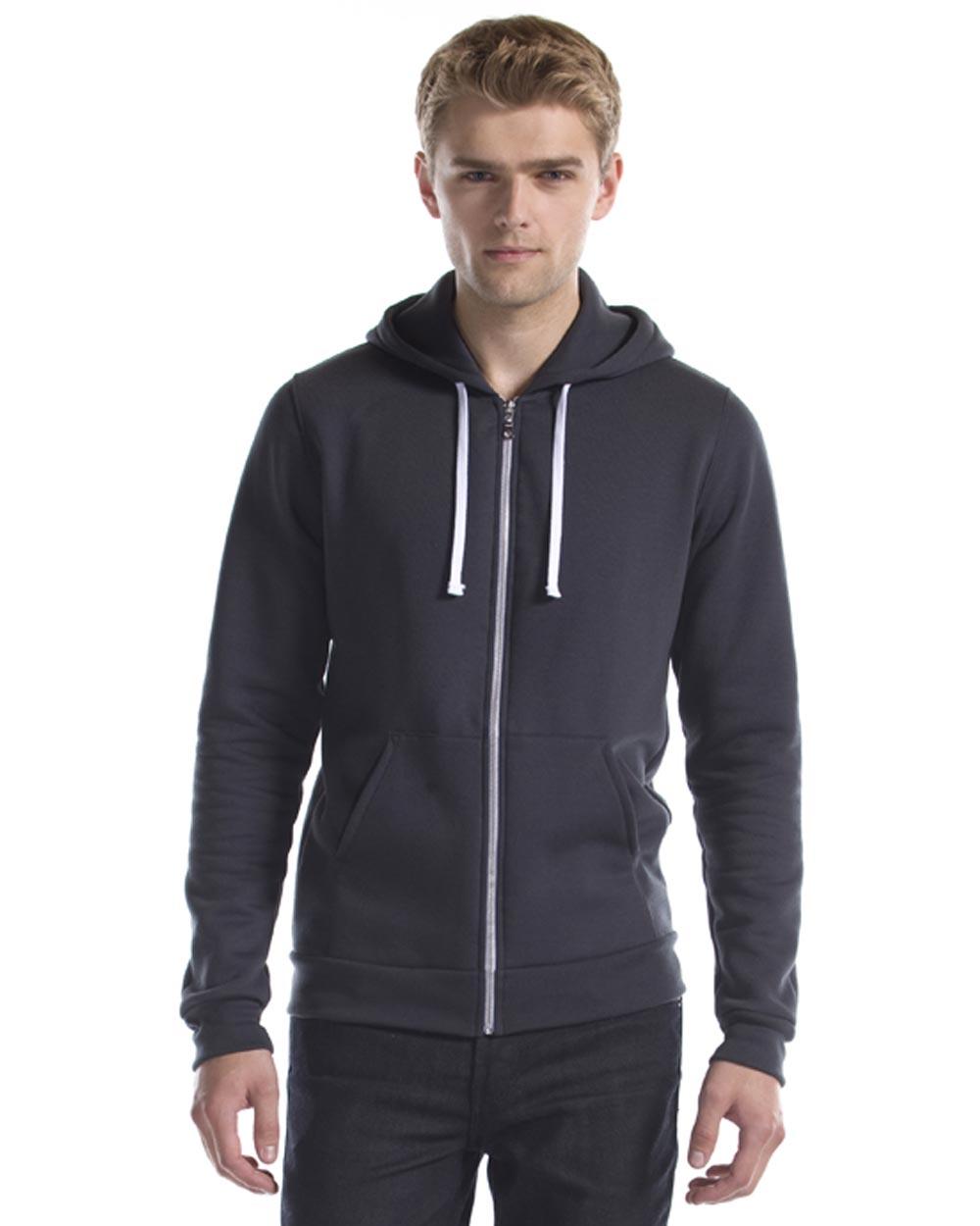 Jerico Slim Fit Full Zip Hooded Sweatshirt