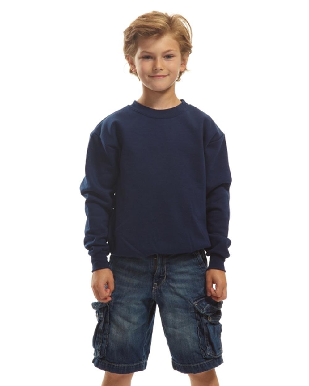 Jerico Youth Crewneck Sweatshirt