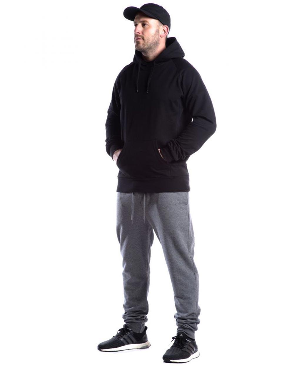 HS Apparel Hooded Pullover Sweatshirt