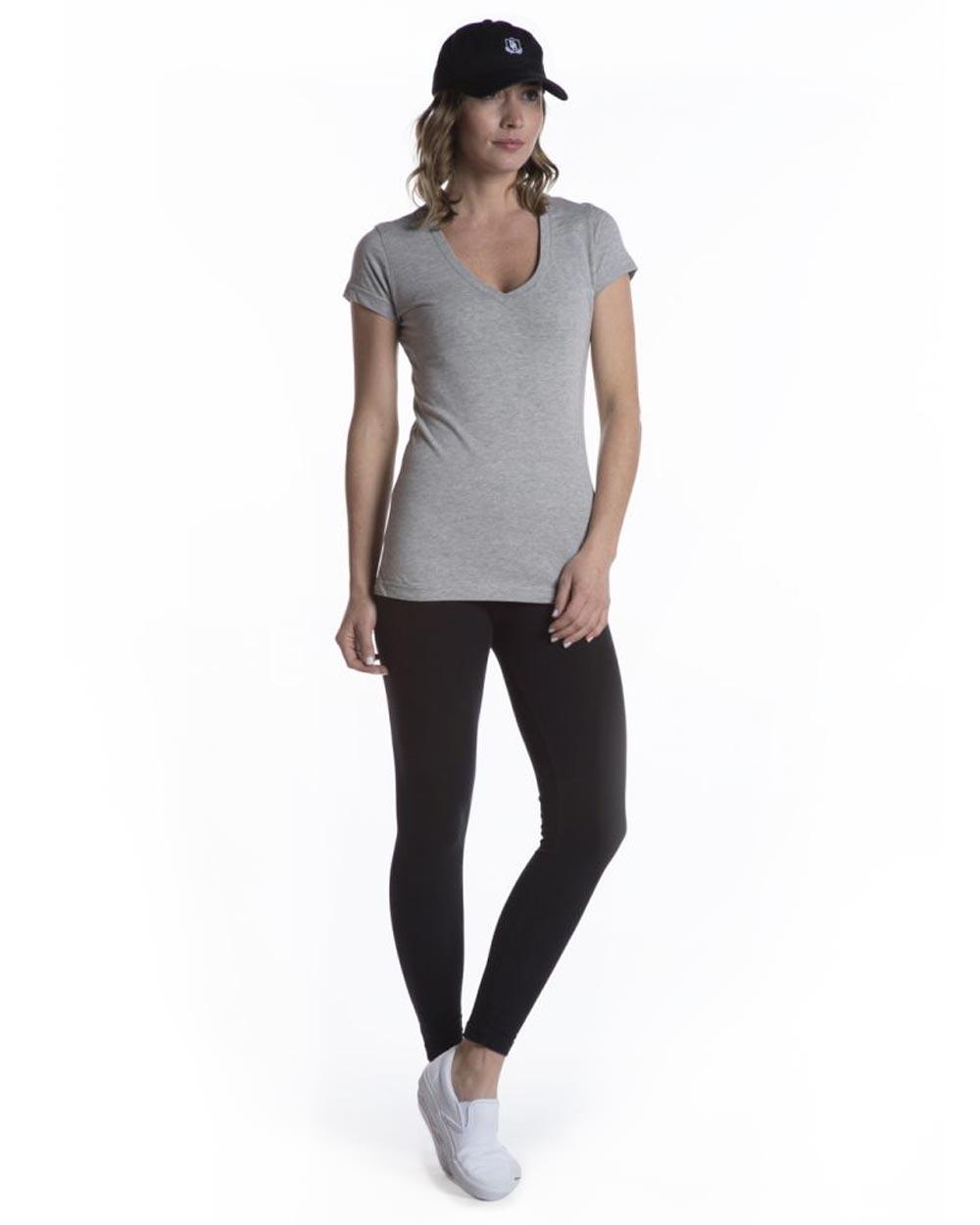 HS Apparel Women's V-Neck T-Shirt