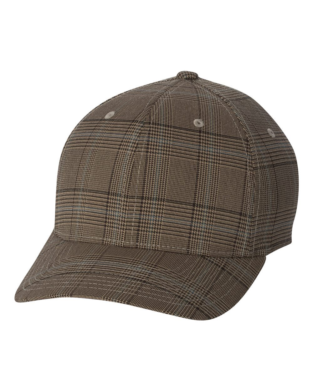 Flexfit 6196 - Glen Check Cap