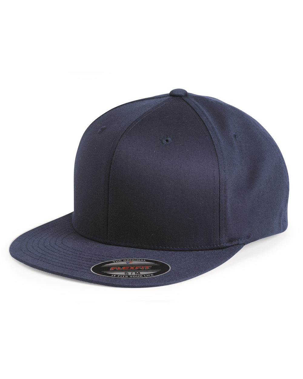 Flexfit 6297F - Pro-Baseball On Field Flat Bill Cap
