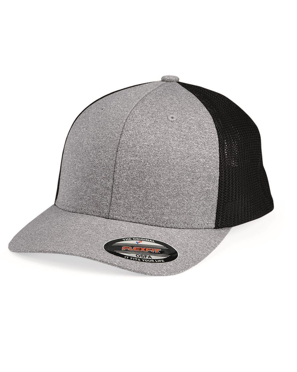 Flexfit 6311 - Mélange Trucker Cap