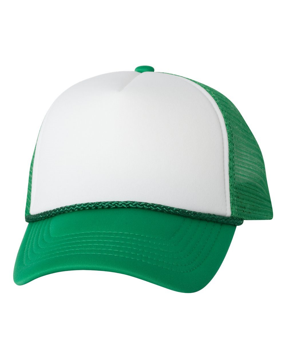 Valucap VC700 - Foam Mesh-Back Trucker Cap