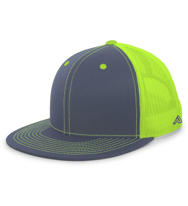 Pacific Headwear 4D3 - Trucker D-Series Snapback Cap