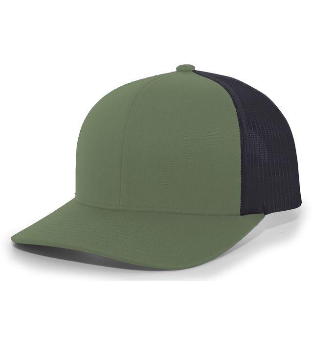 Pacific Headwear 104C - Trucker Snapback Cap