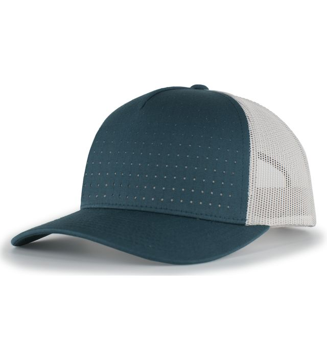 Pacific Headwear 105P - Perforated 5-Panel Trucker Cap