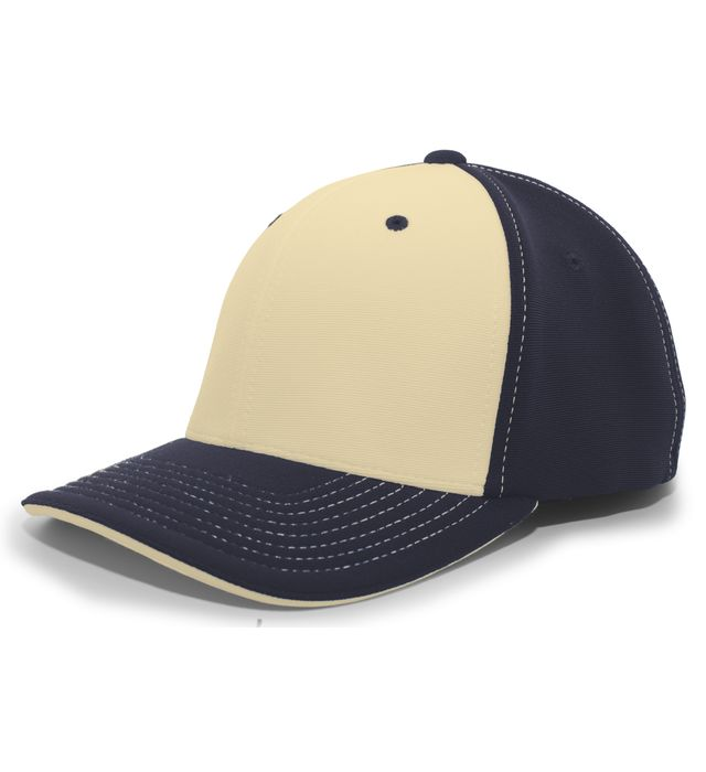 Pacific Headwear 398F - M2 PERFORMANCE CONTRAST FLEXFIT® CAP