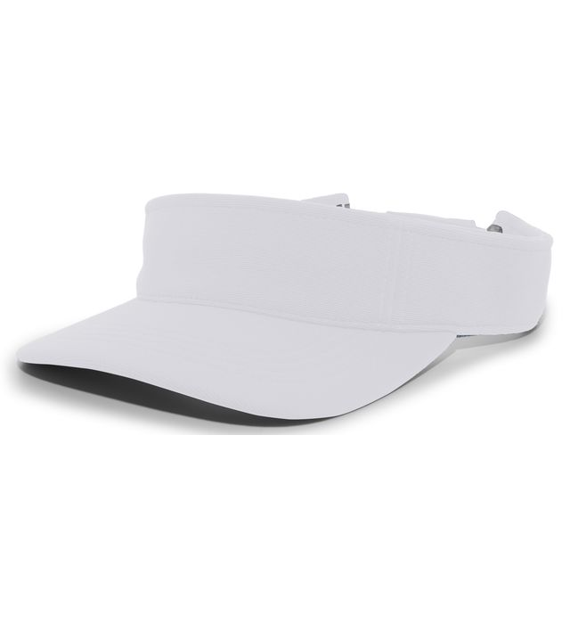 Pacific Headwear 598V - M2 PERFORMANCE HOOK-AND-LOOP VISOR