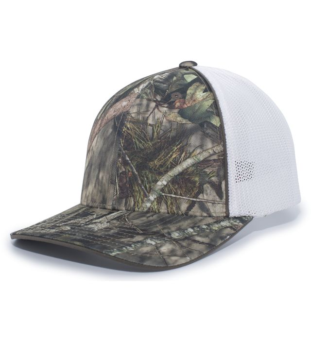 Pacific Headwear 694M - CAMO TRUCKER FLEXFIT® CA
