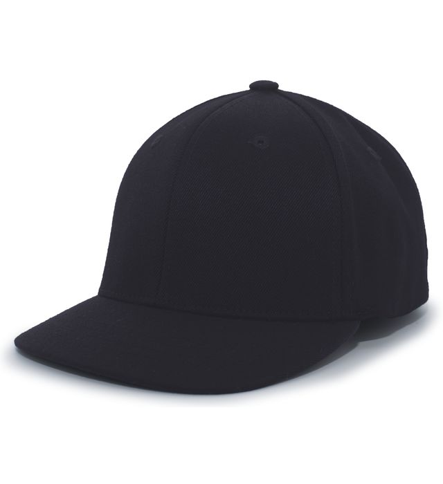 Pacific Headwear 855U - WOOL COMBO UMPIRE FLEXFIT® CAP
