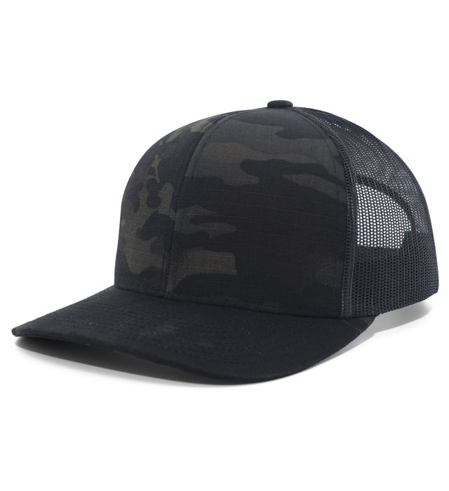 Pacific Headwear M08 - Multicam Trucker Snapback Cap