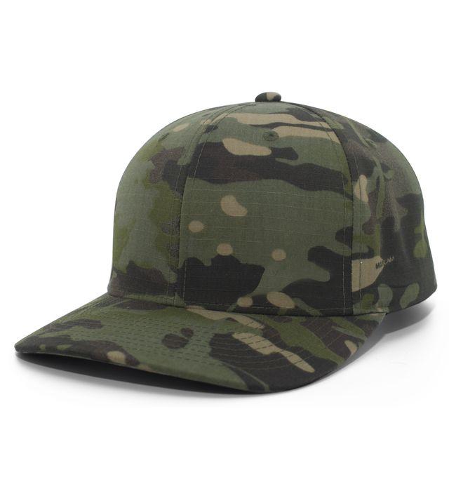 Pacific Headwear M35 - MULTICAM® RIPSTOP CORDURA SNAPBACK CAP