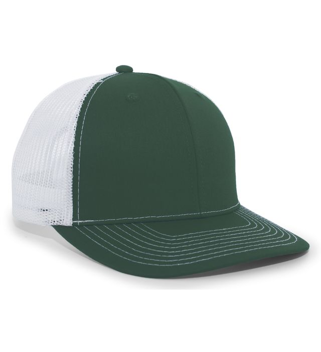 Pacific Headwear PE10 - Trucker Snapback