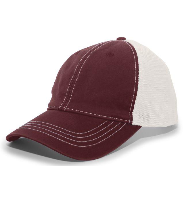 Pacific Headwear P67 - Vintage Trucker Snapback Cap