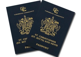 St.Kitts and Nevis Second Passport