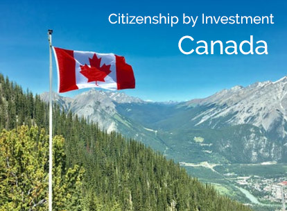 Citizenship by Investment Canada