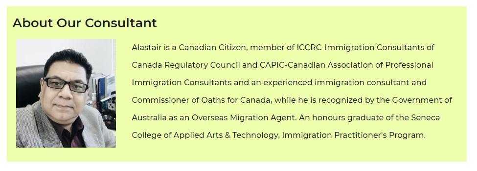 ICCRC-Immigration Consultants