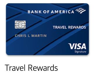 BoA Travel Rewards