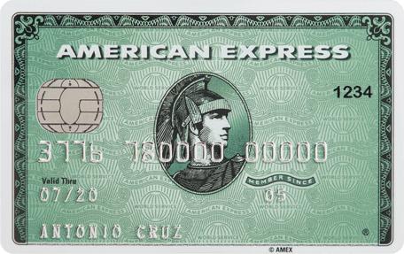 Amex Green Card