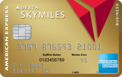 Amex Delta Skymiles Gold Card