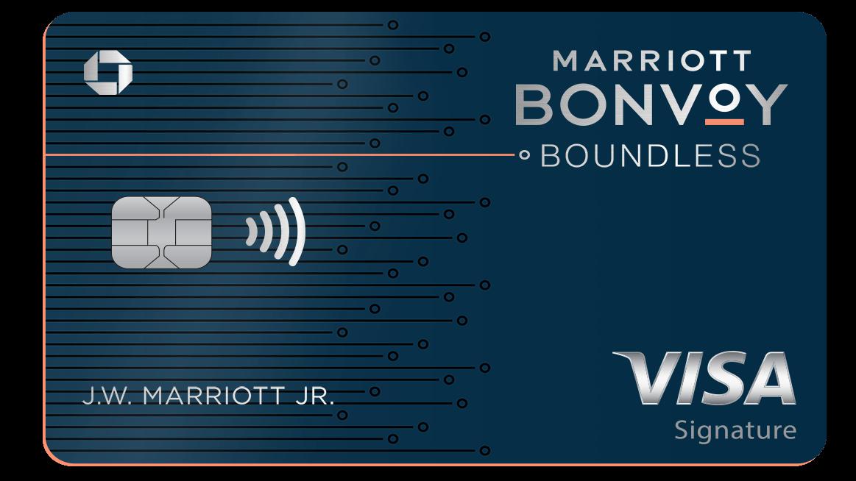 Chase Marriott Bonvoy