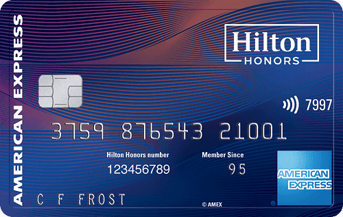 Amex Hilton Aspire希尔顿酒店信用卡
