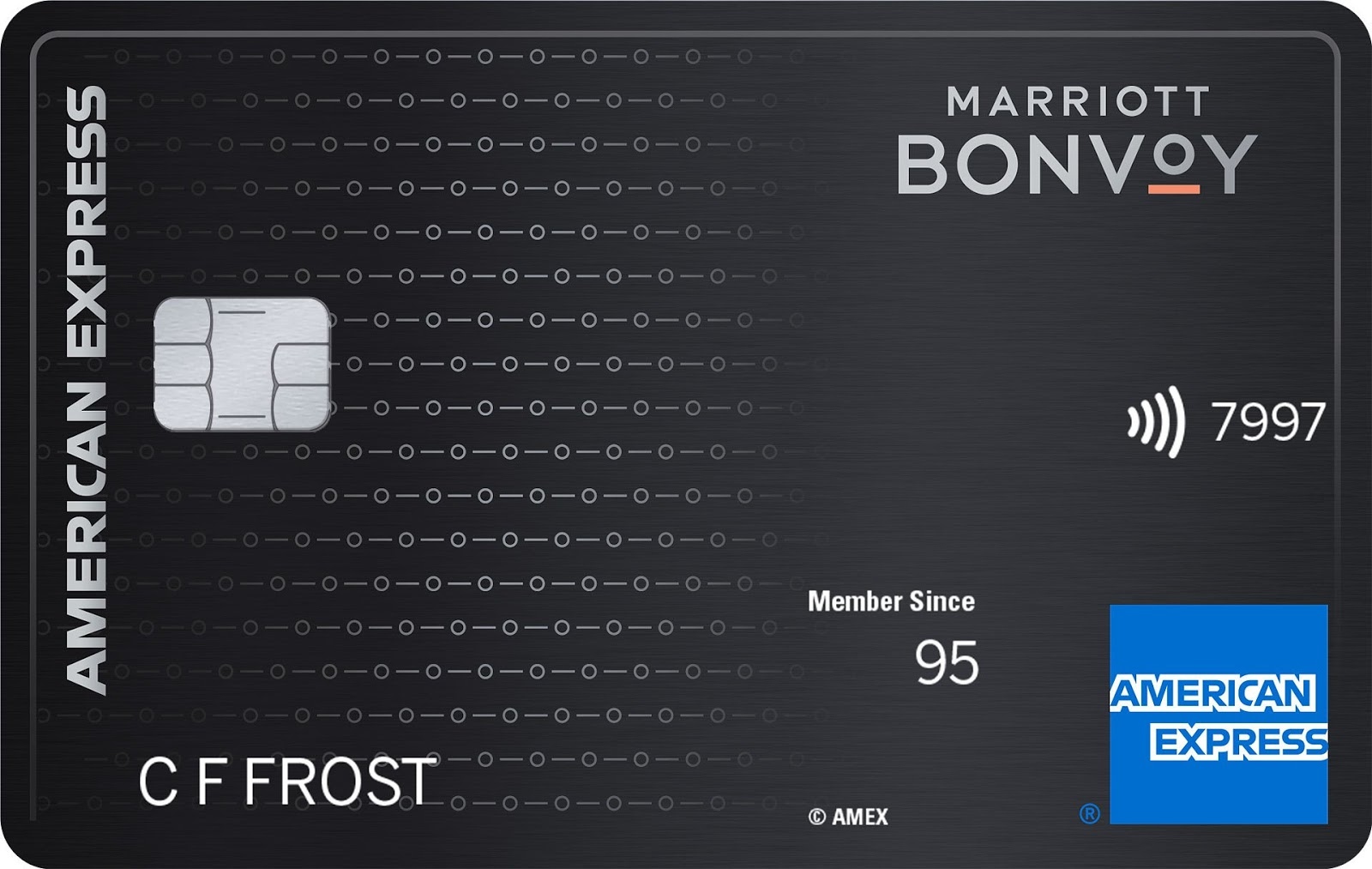 AmEx Marriott Bonvoy Brillant万豪酒店信用卡