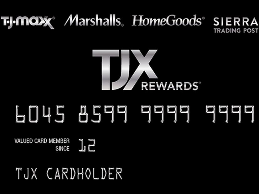 TJX Reward Credit Card