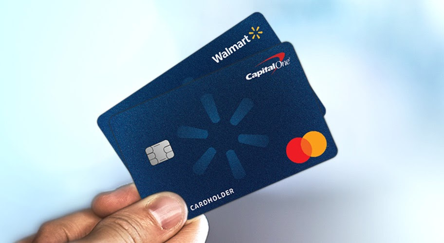 Capital One Walmart Rewards Card