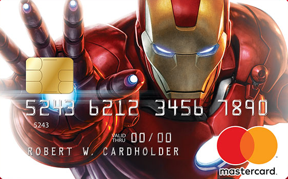 The Marvel MasterCard