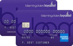 Bloomingdale's American Express Card