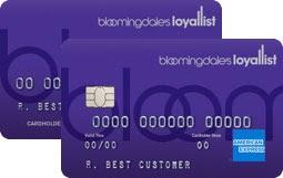 Bloomingdale's Loyallist American Express Card