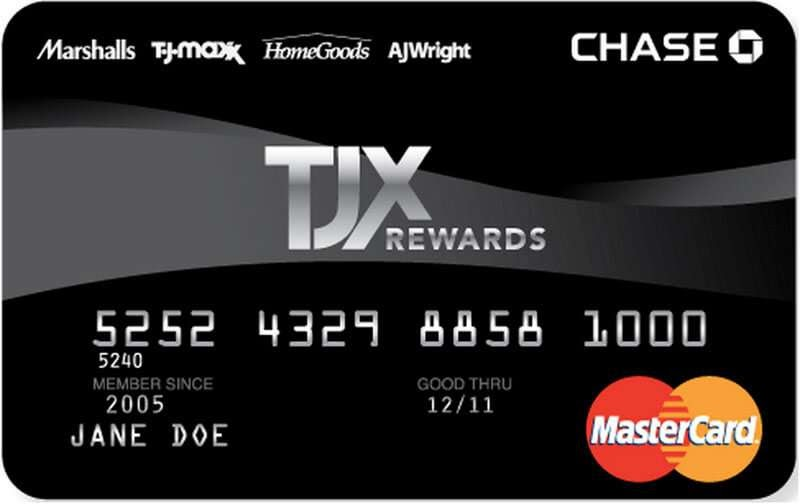 TJX Rewards Platinum Mastercard