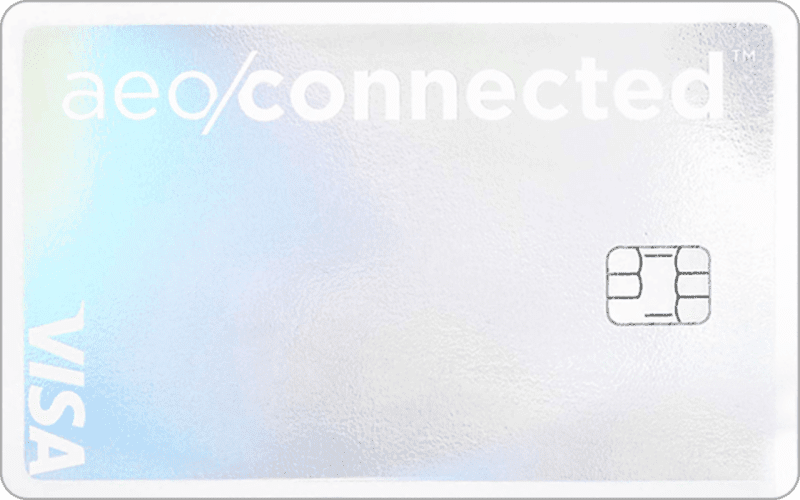 American Eagle Outfitters Connected Visa Card