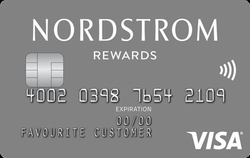 Nordstrom Visa Signature Card