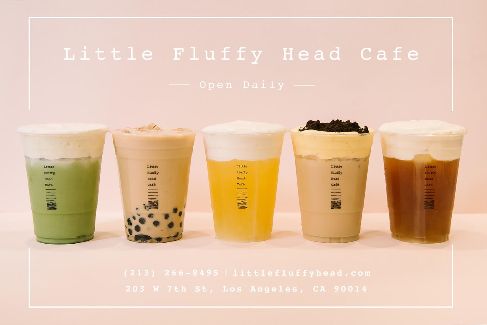 Little Fluffy Head